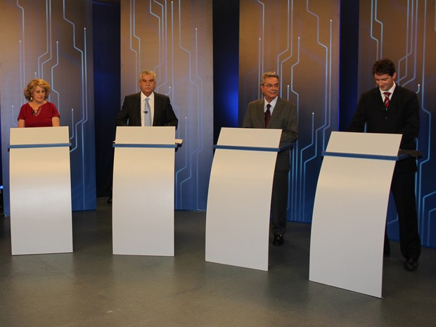 Debate sorocaba (Foto: Geraldo Jr./G1)