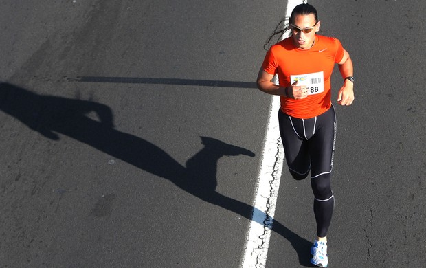Camisa térmica, Atleta, Eu atleta (Foto: Getty Images)