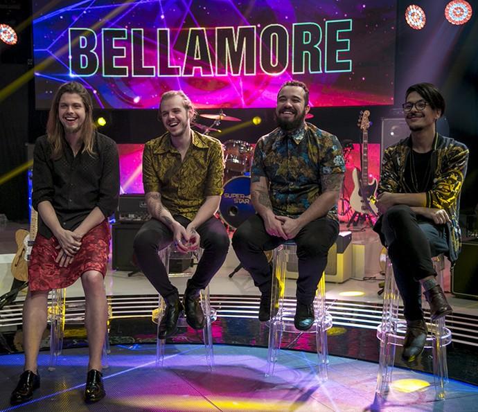 Bellamore no 'SuperStar' (Foto: Isabella Pinheiro/Gshow)