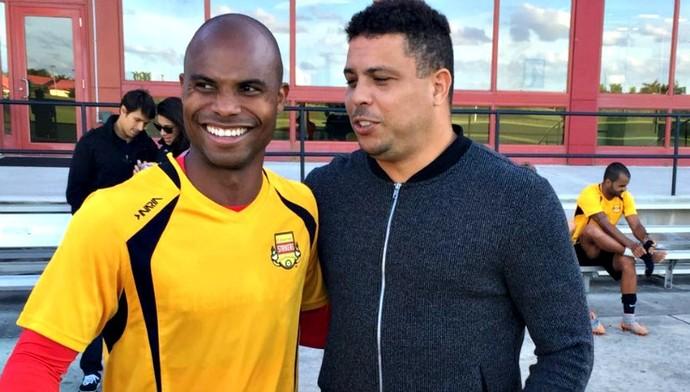 Ronaldo Strikers (Foto: Divulgação)