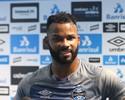 """Fernandinho admite oferta do Fla, mas diz: """"Melhor opção foi o Grêmio"""""""