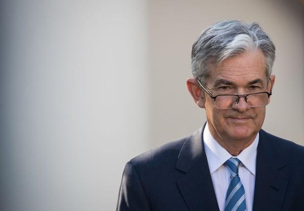 Jerome Powell foi indicado pelo presidente Donald Trump para assumir o Fed, o banco central norte-americano (Foto: Drew Angerer/Getty Images)