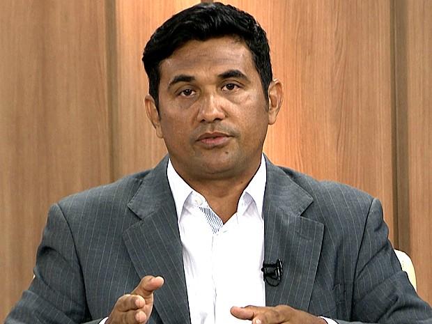 Wellington do Curso, candidato a prefeito de São Luís (Foto: Reprodução/TV Mirante)