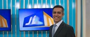 João Jadson apresenta as principais notícias da região no JL2 (divulgação)