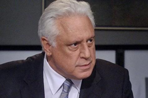 Antonio Fagundes, o César de 'Amor à vida' (Foto: Divulgação/TV Globo)