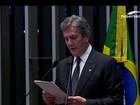 Impeachment no Senado: discurso final de Fernando Collor (PTC-AL)