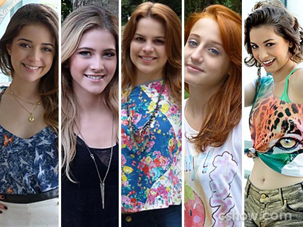 Descubra com quem você mais parece em Malhação (Foto: TV Globo / Malhação)