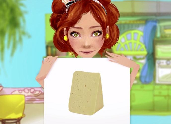 Sebastiana tem dica para tudo! Confira como conservar o queijo!  (Foto: sériesoriginais)