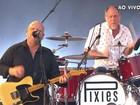 Pixies agrada diferentes gerações de fãs com show vigoroso