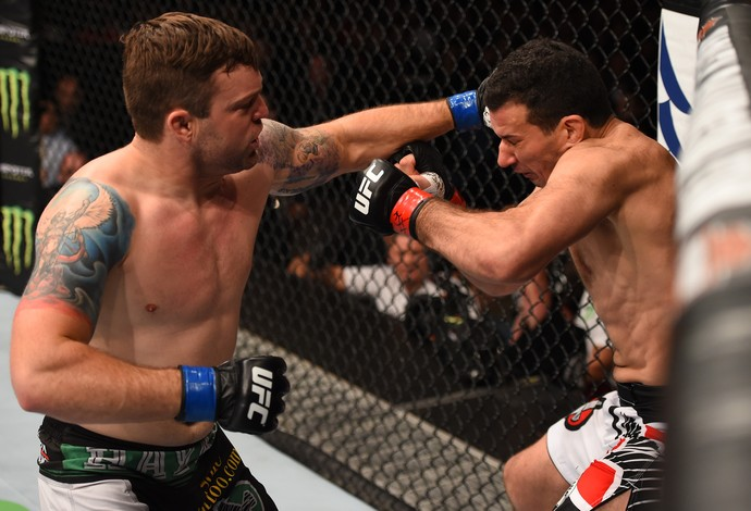 Sean O'Connell Anthony Perosh, UFC: Hunt x Miocic (Foto: Getty Images)