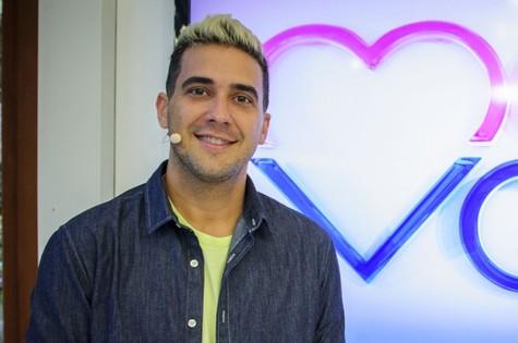 André Marques (Foto: TV Globo)