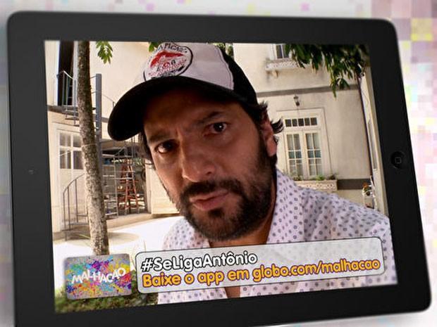 Comente com a tag do dia! (Foto: TV Globo / Malhação)