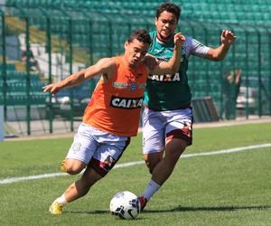 william cordeiro felipe figueirense (Foto: Luiz Henrique / FFC)