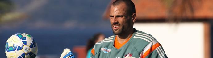Diego Cavalieri Fluminense (Foto: NELSON PEREZ/FLUMINENSE F.C.)
