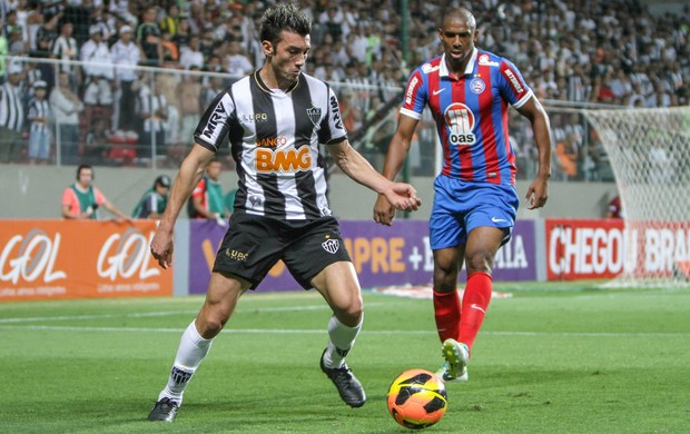Datolo Atlético-MG x Bahia (Foto: Bruno Cantini / Flickr do Atlético-MG)