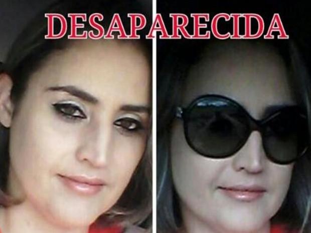 Danieli Aparecida de Oliveira está desaparecida desde 29 de janeiro (Foto: Arquivo pessoal/Valdomiro Salvador)