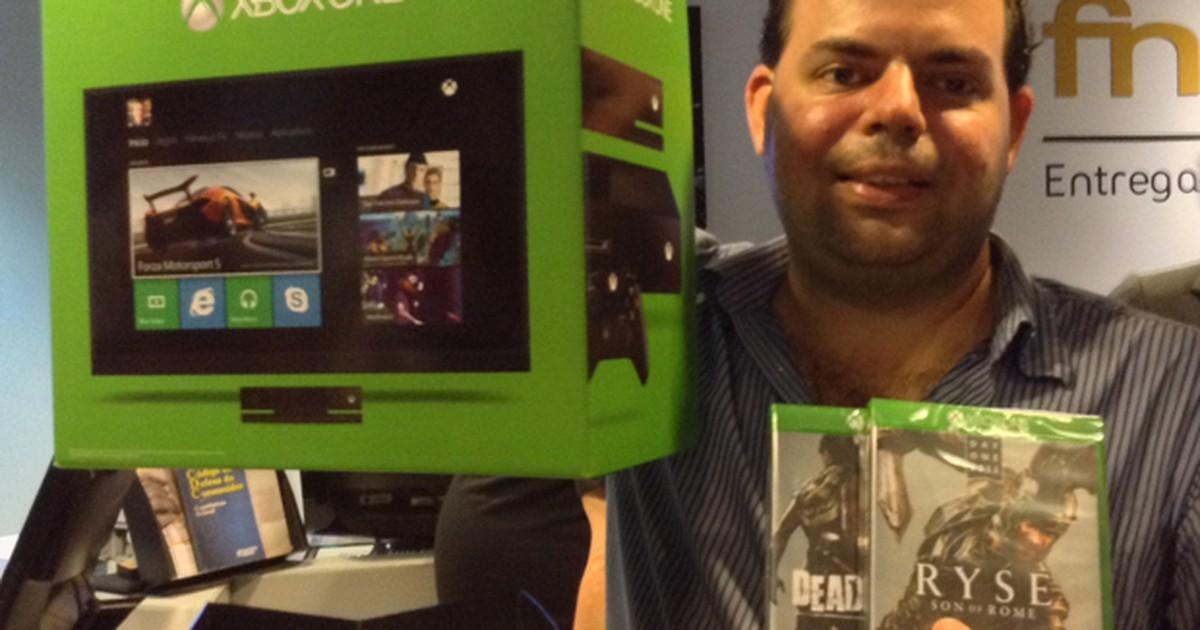 Xbox One vende mais de 2 milhões de unidades em 18 dias, diz Microsoft
