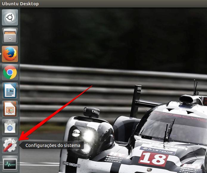Se não tiver atalho fixo na barra, você pode encontrar as Configurações no Dash (Foto: Reprodução/Filipe Garrett) (Foto: Se não tiver atalho fixo na barra, você pode encontrar as Configurações no Dash (Foto: Reprodução/Filipe Garrett))