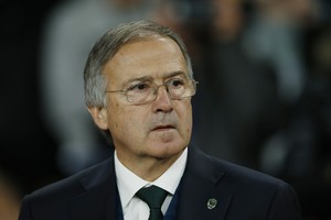 Georgi Dermendzhiev, treinador do Ludogorets (Foto: Reuters / Andrew Couldridge )