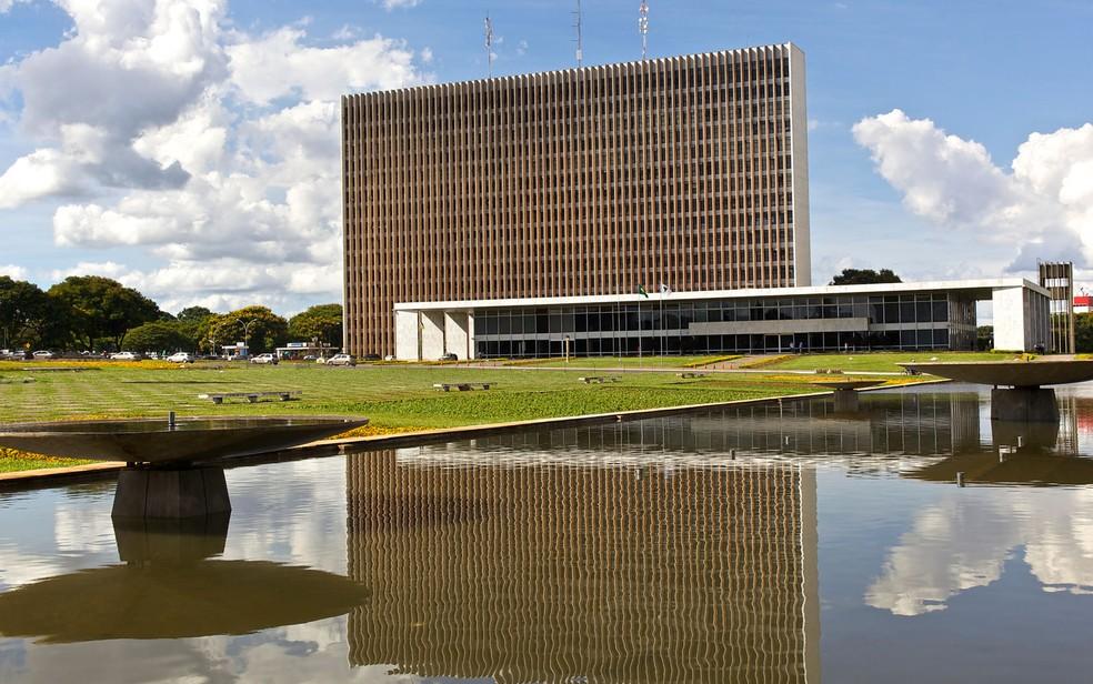 Palácio do Buriti (Foto: Francisco Aragão/ Agência Brasília)