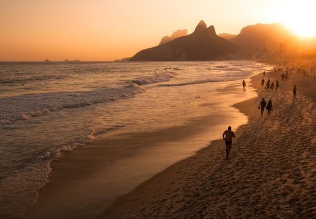 Praia de Ipanema, no Rio de Janeiro (Foto: Thinkstock)