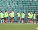 Marquinhos fica fora de partida contra o Flamengo; Elicarlos está recuperado