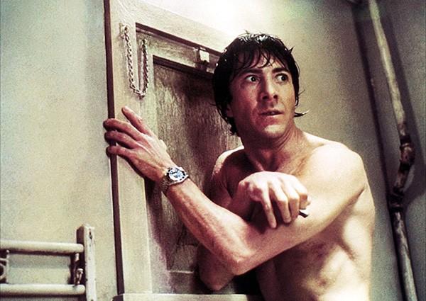 Dustin Hoffman em 'Maratona da Morte' (1976) (Foto: Divulgação)