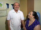 Renato Aragão deixa hospital no Rio, quatro dias após sofrer um infarto