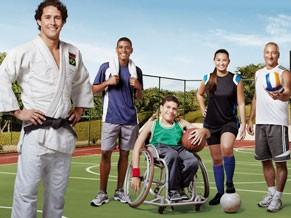 Anúncio impresso Esporte Cidadania (Foto: Reprodução)