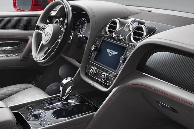 Bentley Bentayga ganha motor V8 gasolina de 542 cv (Foto: Divulgação)