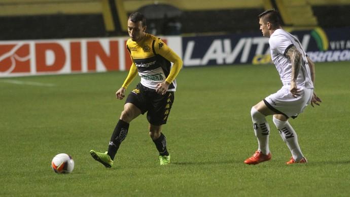 Paulo Sérgio Criciúma atacante (Foto: Fernando Ribeiro/www.criciumaec.com.br)
