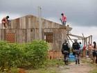Mais de 300 famílias desocupam terreno em Ourilândia do Norte, no PA