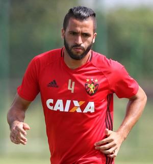 Ronaldo Alves Sport  (Foto: Aldo Carneiro/Pernambuco Press)