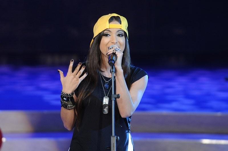 Anitta (Foto: Divulgação/Xuxa Produções)