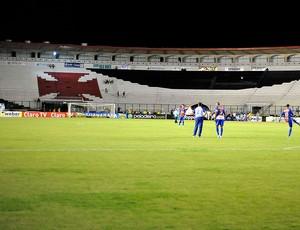 Estádio são januário vazio vasco e frigurguense (Foto: Dhavid Normando / Agência Estado)