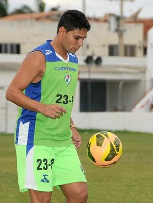 Danilo Gomes Salgueiro (Foto: Héliton Araújo)