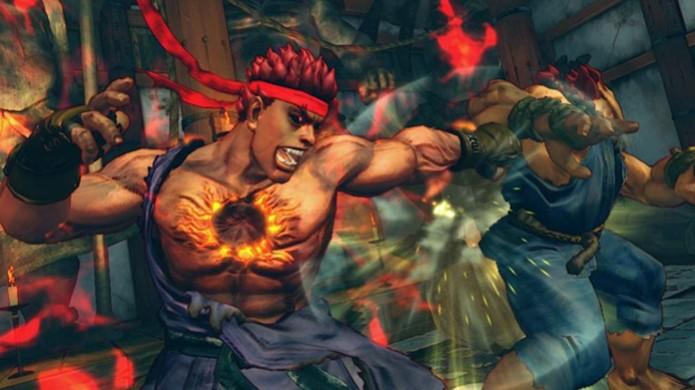 Super Street Fighter 4: Arcade Edition agora tem apostas com dinheiro real (Foto: Joystiq) (Foto: Super Street Fighter 4: Arcade Edition agora tem apostas com dinheiro real (Foto: Joystiq))