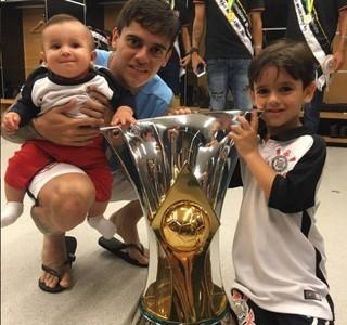 Fagner Corinthians Filhos (Foto: Reprodução/Instagram)