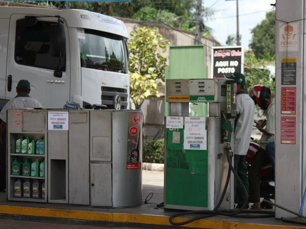 Donos de postos de combustíveis foram denunciados à Justiça (Foto: Flora Dolores/O Estado)
