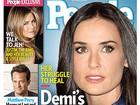 Demi Moore está frustrada com o namoro de Ashton e Mila