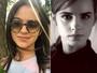 Namorada de Fábio Assunção é comparada a Emma Watson: 'Amei'
