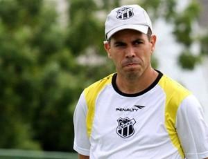 Ricardinho faz primeiros testes no elenco do Vovô (Foto: Divulgação / CearáSC.com)