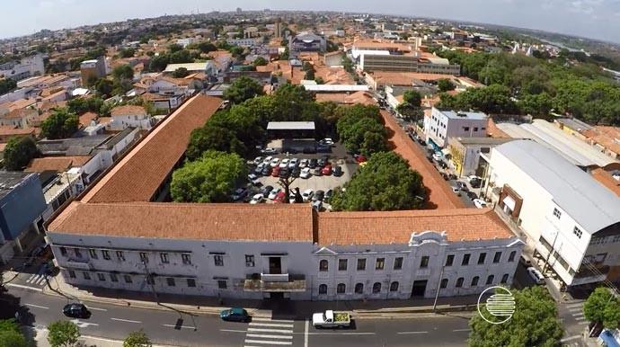 Central de Artesanato Mestre Dezinho será cenário deste sábado (19) (Foto: Katylenin França/Gshow)