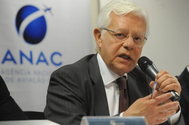 O ministro da Aviação Civil, Moreira Franco (Foto: José Cruz/ Agência Brasil)