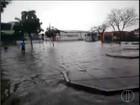 Chuva inunda casas e deixa duas famílias desalojadas em Salinas