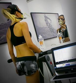 EuAtleta ortopedia treino no espelho (Foto: Eu Atleta)