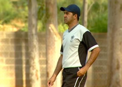 João Batista técnico Rio Branco-SP Tigre Americana (Foto: Márcio de Campos / EPTV)