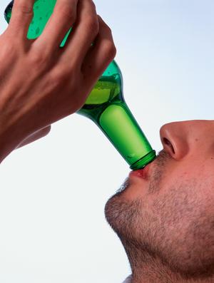 bebendo cerveja euatleta (Foto: Getty Images)