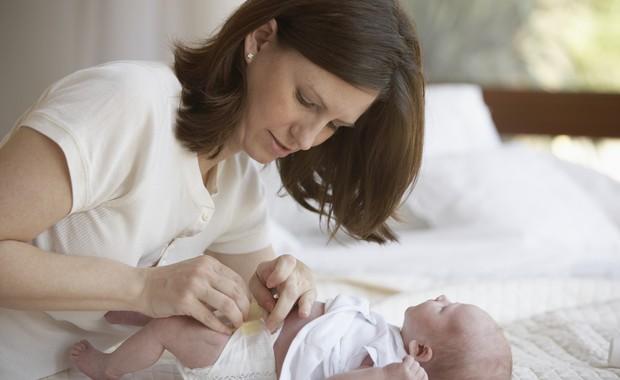 As fases do cocô do bebê (Foto: Thinkstock)