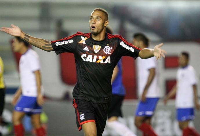 Paulinho Flamengo (Foto: Gilvan Souza)